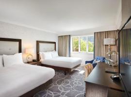 希爾頓聖安妮莊園酒店, 布拉克內爾