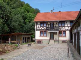 Pferdehof und Wanderreitstation Dorsam, Mörlenbach