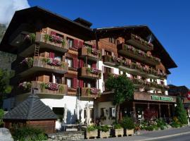 Bernerhof Swiss Quality Hotel, Kandersteg