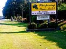 The Whispering Pines Motel- Whitestone, White Stone