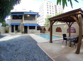 Casa de Bagua, San Juan
