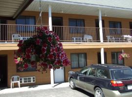 Mary's Motel, Golden