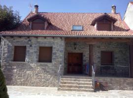 Casa Atanasio, Larrés