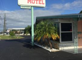 Campbell Motel, Cocoa