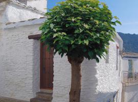 Casa El Rincón del Ángel, Bubión
