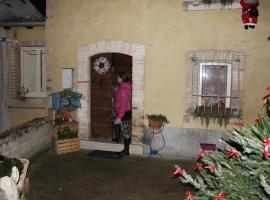 Zafferano, San Pio delle Camere