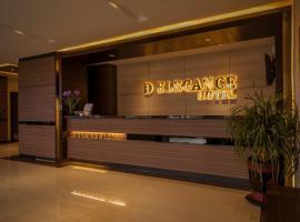 D Elegance Hotel, Gelang Patah