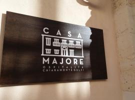 Casa Majore, Chiaramonte Gulfi