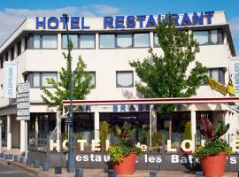 Logis Hotel De Loire Rest. Les Bateliers, Trélazé