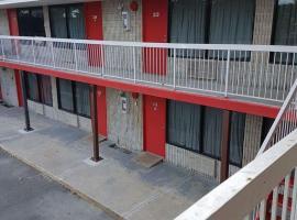 New Plaza Motel, Toronto
