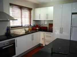 Kangaroo Point House, Brisbane