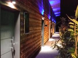 Bio-Motel, Saint-Vulbas