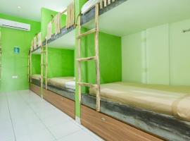 The Eco-living Hostel, Denpasar