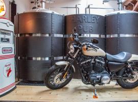 Penzion Harley Pub, Otrokovice