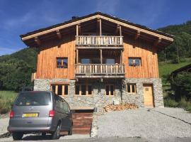 The Valley House, Hauteville-Gondon