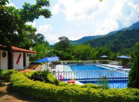 Hotel Campestre Itaca, La Vega