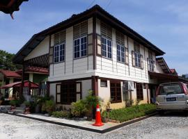 Teratak Opah Kamunting, Taiping