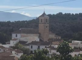 Alojamiento Rural El Pinar, Pinos del Valle