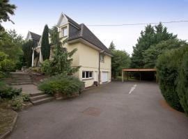 Magnifique Villa avec Jacuzzi à 20min de Strasbourg, Kirchheim