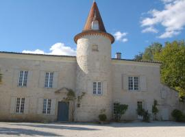 Boutique French Chateau & Gîte, Saint-Maurin