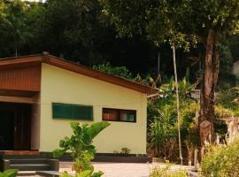 Chalé e Casa Dona Izaíra
