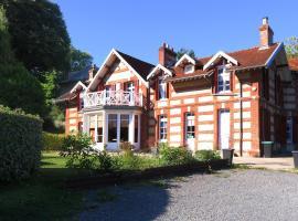 La Villa des Rosiers, 크리크뵈프