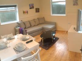 Ty Mynydd Lodge Holiday Home