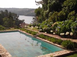 Quinta do Troviscal, Alverangel