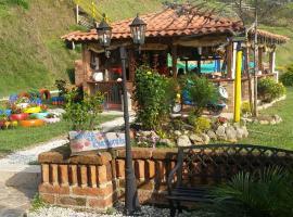 Cabañas La Maria, Guatapé