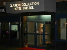 Clarion Collection Hotel Bristol, Арвика
