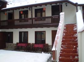 Villa Atika, Elashnitsa