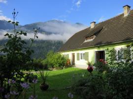 Villa Siebenruh, Obervellach