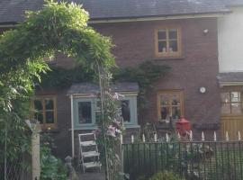 Rose Cottage Cwtch, Crickhowell