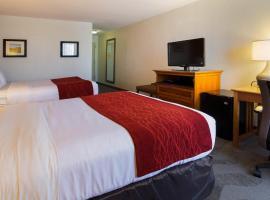 Comfort Inn & Suites Airport Syracuse, Syracuse