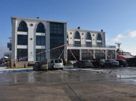 İscetas Hotel, Afyon
