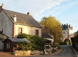 Auberge de la Brenne, Neuillé-le-Lierre