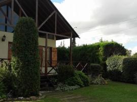 Futa Piuken, Villa Residencial Laguna Brava