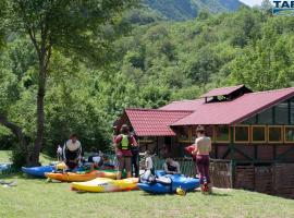 """Rafting Center """"TARA-RAFT"""", Bastasi"""