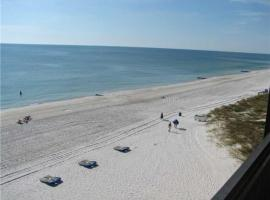 Beachfront Condo, St. Pete Beach