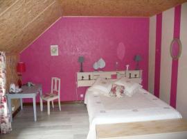 Le Moulin Berthon, Vernusse