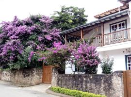 Cama e Café Tiradentes