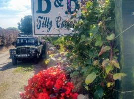 Tilly Cottage, Stokenham