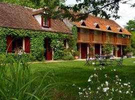 Chambres d'Hôtes - Domaine de Montizeau