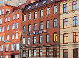 Center Hotel - Sweden Hotels