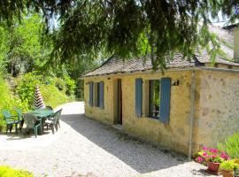 Gite de Laudinie, La Fouillade