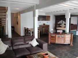 Seewirts Strandhaus, Übersee