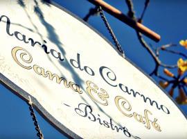 Maria do Carmo Cama & Café - Bistrô, Piçarras