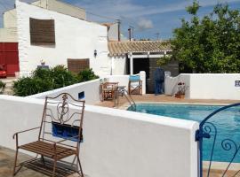 Casa da Esperança – Rural and beach Villa in Algarve, Boliqueime
