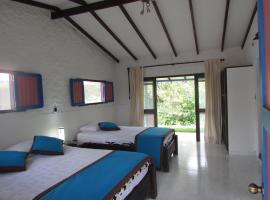 Finca Hotel Los Cerezos Quindio, Монтенегро