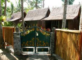 Jati Bungalows, Nusa Penida